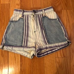 920944d25b BDG Shorts | Mom Highrise Denim Short Nebraska | Poshmark